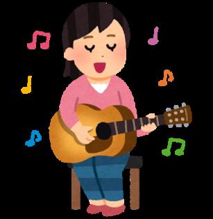 アコギ 歌手