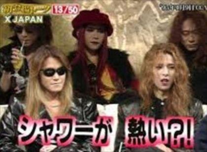 X-JAPAN・HEY!HEY!HEY-300x221