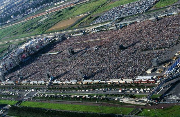 20万人ライブ