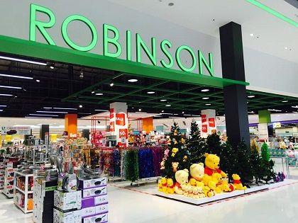 ロビンソン百貨店・サムットプラカーン