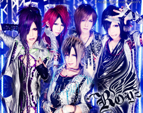 Royz+ACROSS+ WORLD
