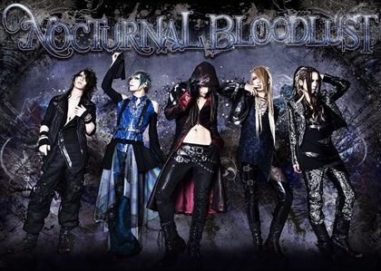 NOCTURNAL BLOODLUST OFFICIAL WEB SITE